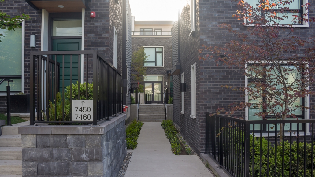 granville townhomes